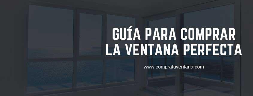 Guía online para comprar la ventana perfecta